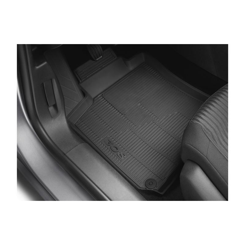 Set of rubber floor mats Peugeot - New 308 (T9)