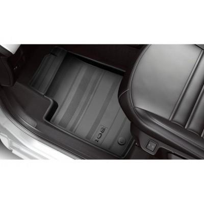Satz geformte gummimatten Peugeot 108