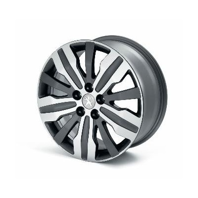"Satz mit 4 Leichtmetallfelgen Peugeot CHORUS 17"" - 508"