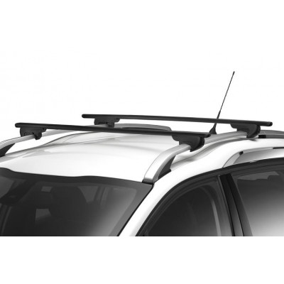 Set of 2 transverse roof bars Peugeot 2008