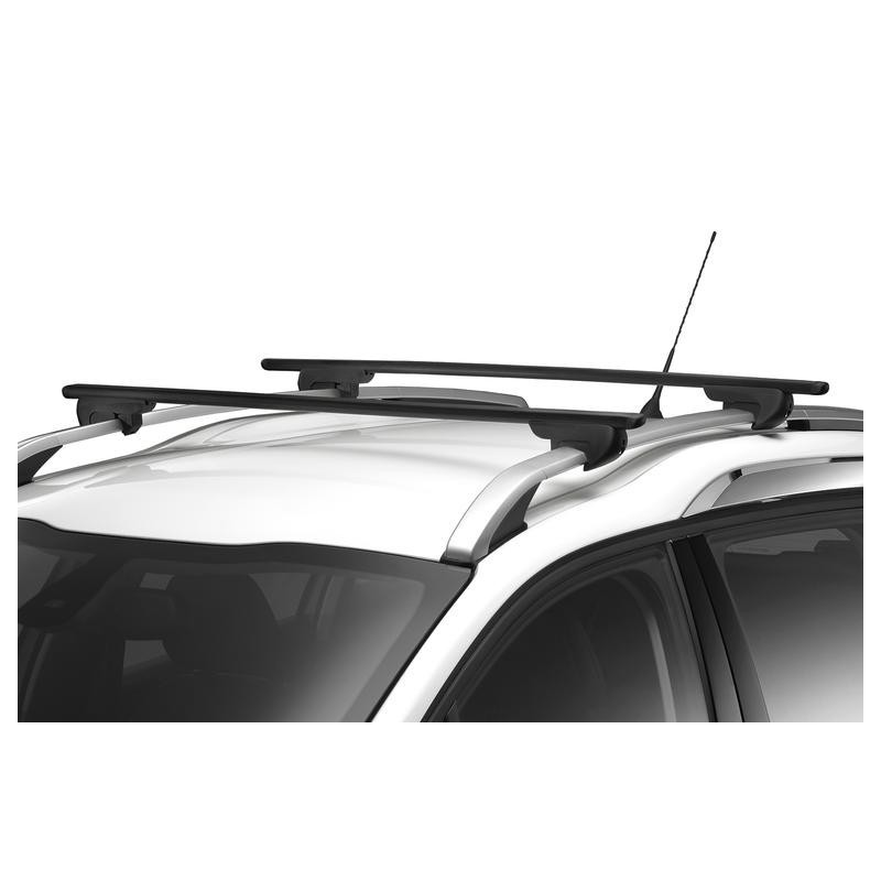 Set of 2 transverse roof bars Peugeot 2008