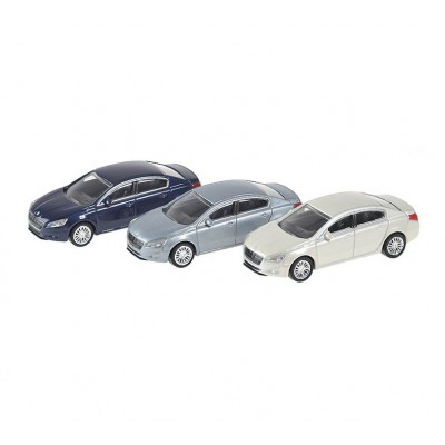 Miniatur Peugeot 508 - 3 zoll