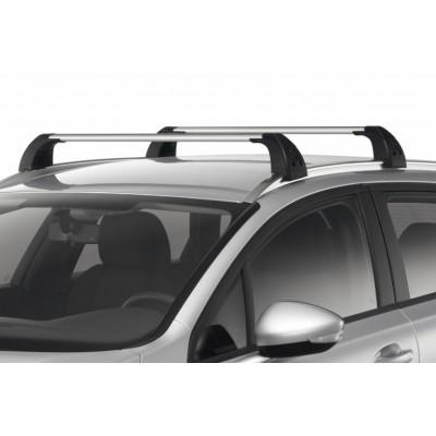 Satz mit 2 Dachquerträgern Peugeot 508