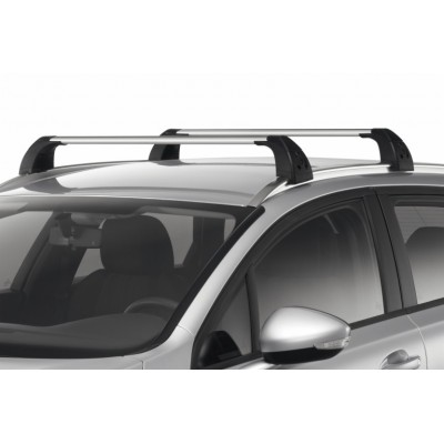 Set of 2 transverse roof bars Peugeot 508