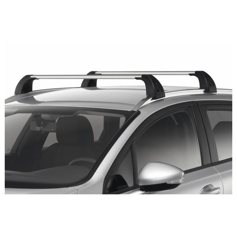Juego de 2 barras de techo transversales Peugeot 508