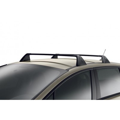 Set of 2 transverse roof bars Peugeot 5008 without trims