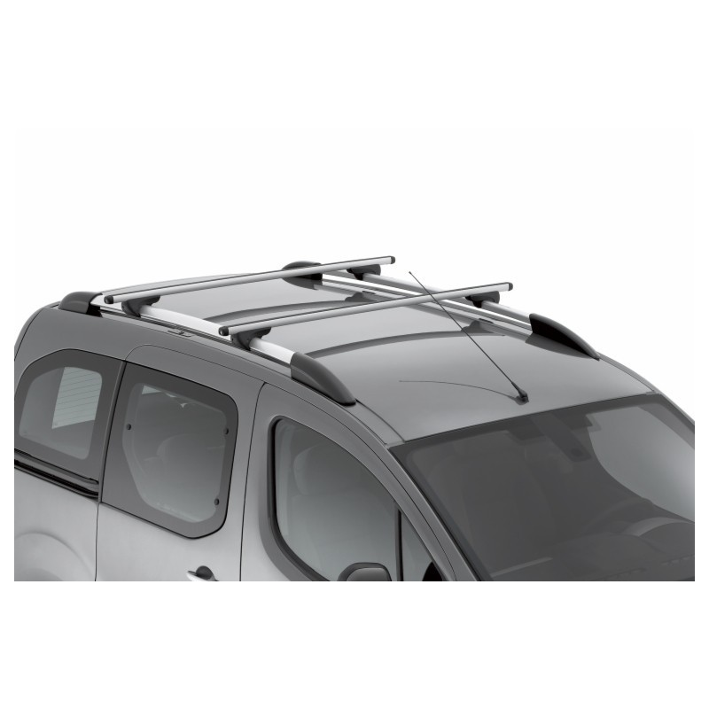 Set of 2 transverse roof bars Peugeot Partner (Tepee) B9, Citroën Berlingo (Multispace) B9