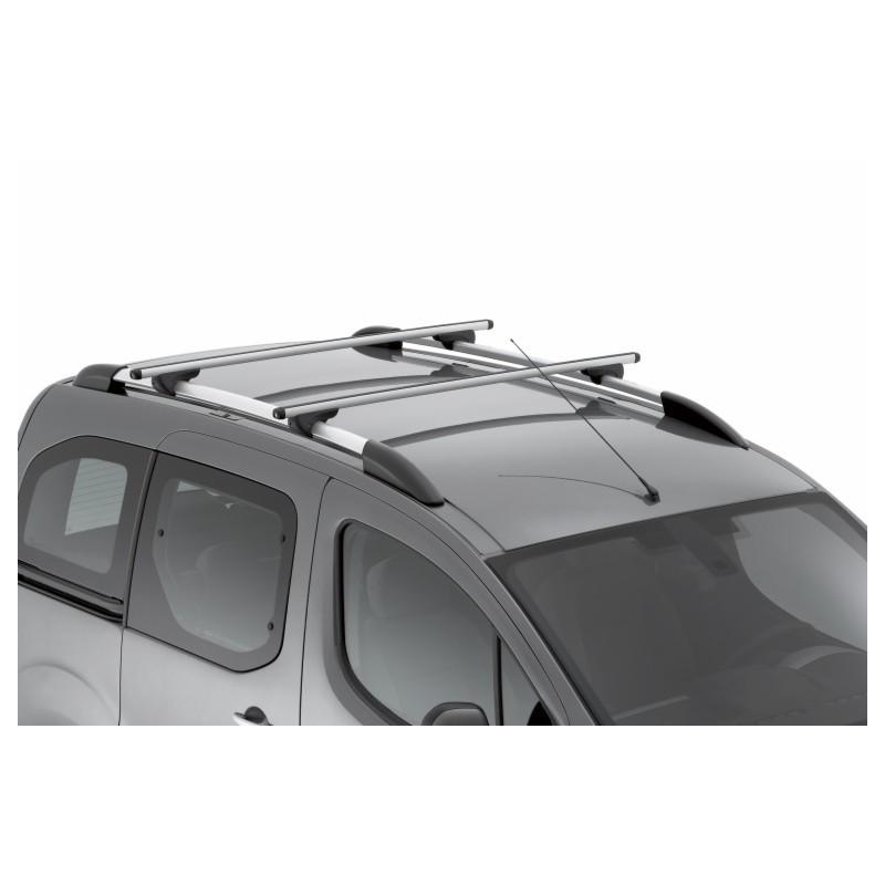 Střešní nosiče Peugeot Partner (Tepee) B9, Citroën Berlingo (Multispace) B9 s tyčemi