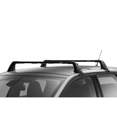 Juego de 2 barras de techo transversales Peugeot 308 SW (T9) - sin barras