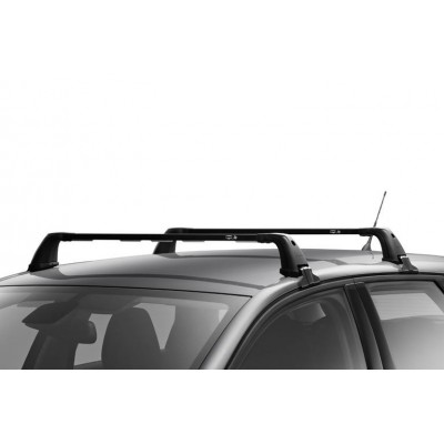 Set of 2 transverse roof bars Peugeot 308 SW (T9) without bar