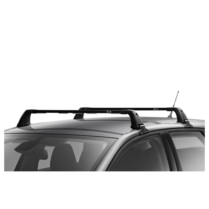 Set Of 2 Transverse Roof Bars Peugeot 308 Sw T9 Without