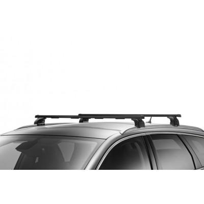 Serie di 2 barre del tetto trasversali Peugeot 308 SW (T9) con barre