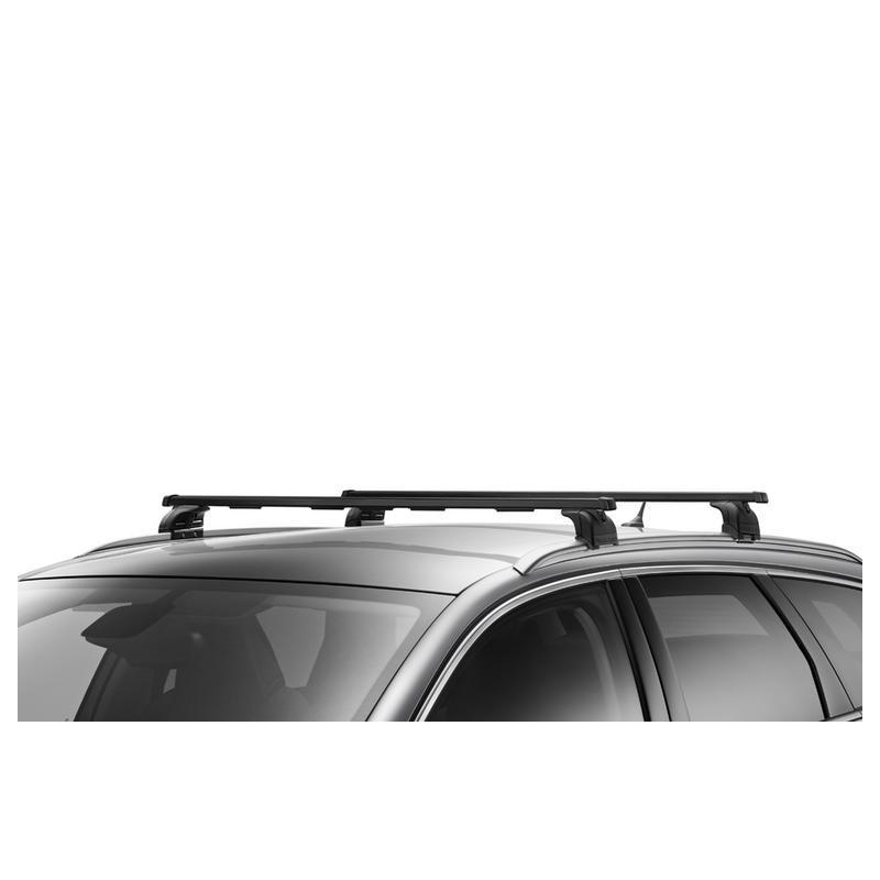 Juego de 2 barras de techo transversales Peugeot 308 SW (T9) con barras