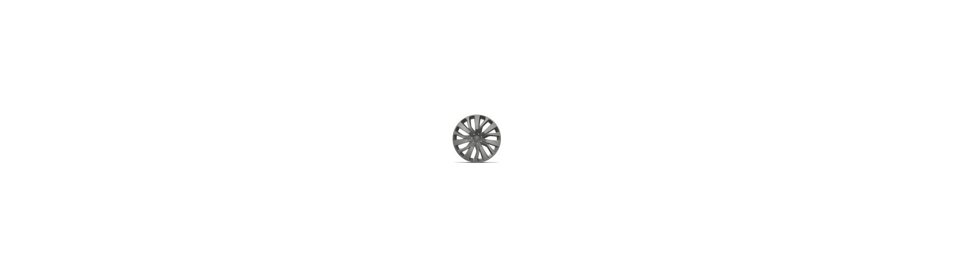 Wheel trims Peugeot