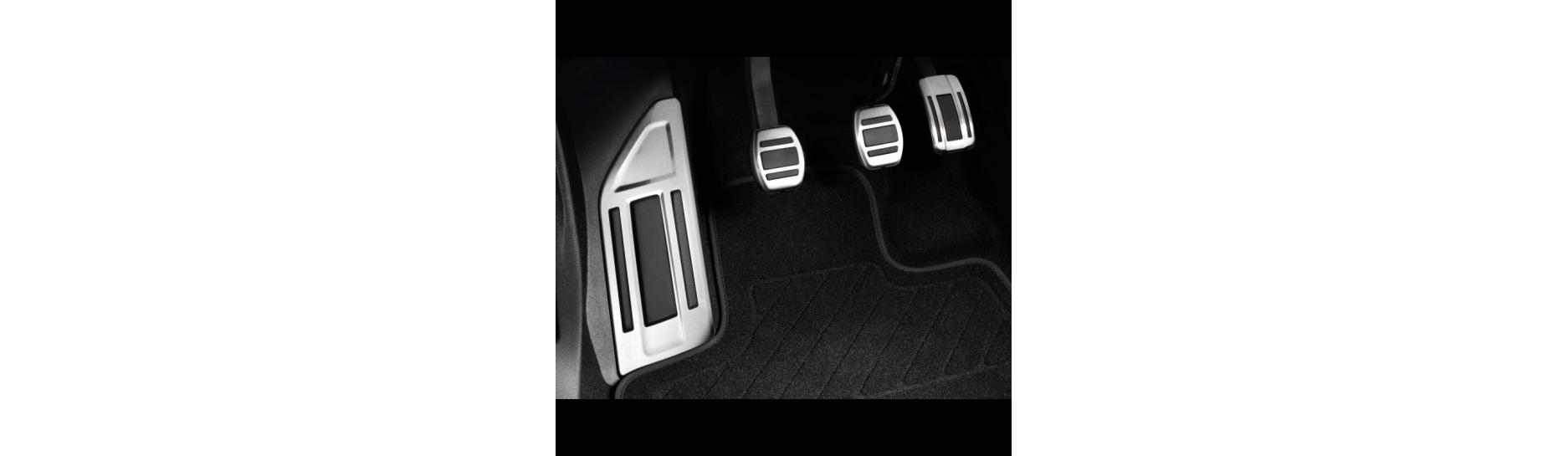 Pedale und Fußstützen Peugeot