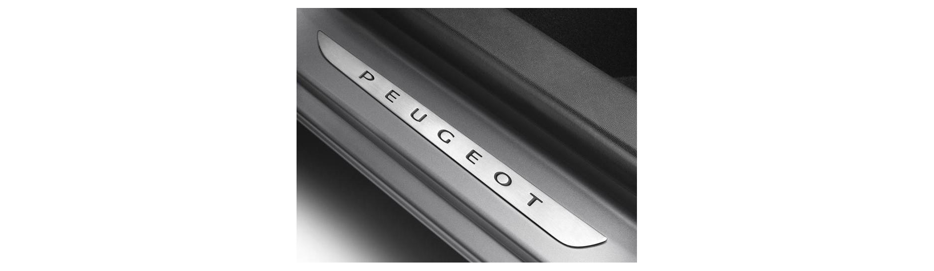 Sill protectors Peugeot
