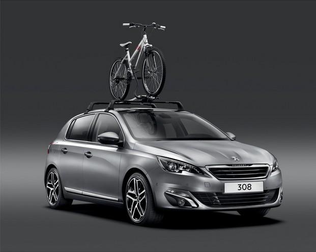 Originální příslušenství Peugeot