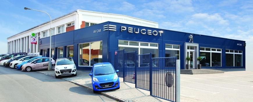 AV CAR Peugeot