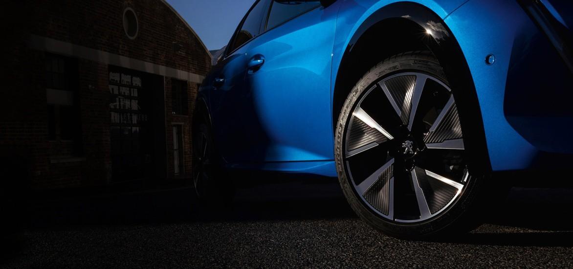 Bis zu 30% Rabatt auf ausgewählte Peugeot Leichtmetallfelgen