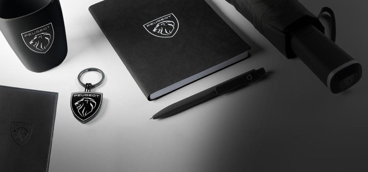 Nové logo Peugeot